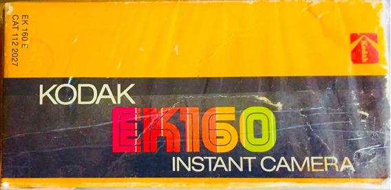 Cámara Instantánea Kodak Ek160 Nueva