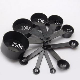 10 Tazas/cucharas Medidoras Para Cocina