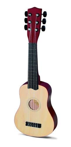 Guitarra Criolla Acústica Grande Juguete - Suena Y Se Afina