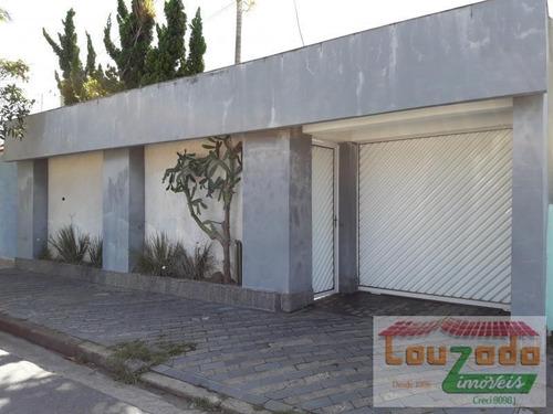 Sobrado Para Venda Em Peruíbe, Centro, 3 Dormitórios, 1 Suíte, 1 Banheiro, 10 Vagas - 1377_2-637747