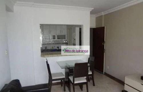 Apartamento Com 2 Dormitórios À Venda, 73 M² - Bela Vista - São Paulo/sp - Ap5120