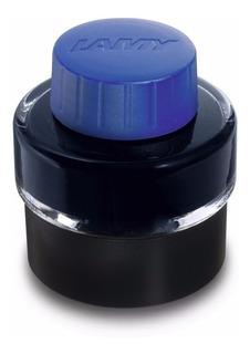 Frasco Tinta Lamy T51 Azul Estilográfica Lapicera Pluma X30m