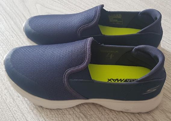 Zapatillas Skechers Go Walk 4 Contain Hombre Goga Ma