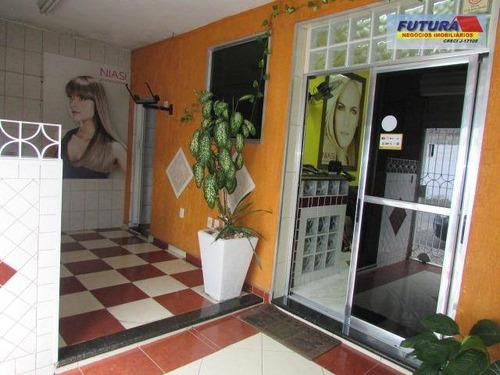 Loja À Venda, 33 M² Por R$ 125.000,00 - Parque Bitaru - São Vicente/sp - Lo0025