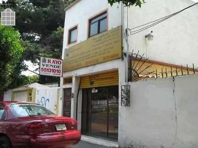 Local Comercial En Ex Ejido Santa Ursula Coapa, Viaducto Tla