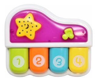 Mi Primer Juguete Educativo Para Piano: Aprendizaje Mus...