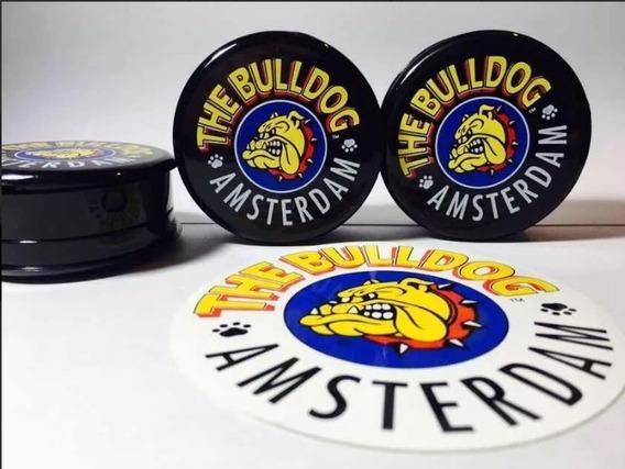 Picador The Bulldog Amsterdam Acrilico Negro 3 Partes Grow