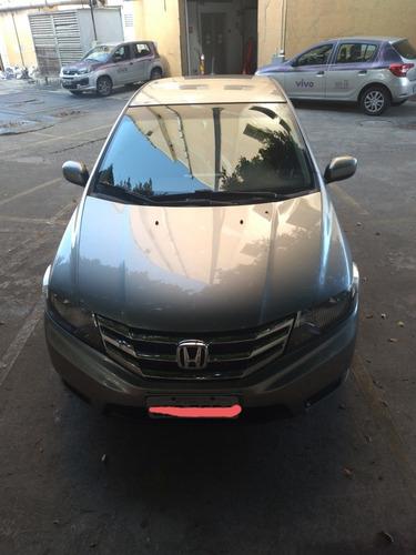 Imagem 1 de 10 de Honda City 2013 1.5 Lx Flex Aut. 4p