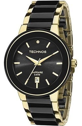 Relógio Technos Elegance Ceramic/s 2115krs/4p L3