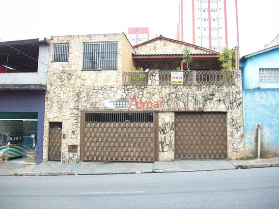 Excelente Sobrado 4 Dormitórios Acabamento Impecável Itaquera - V7136