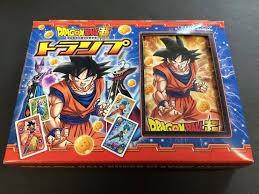 Dragon Ball Super Juego De Naipes Ensky Japon