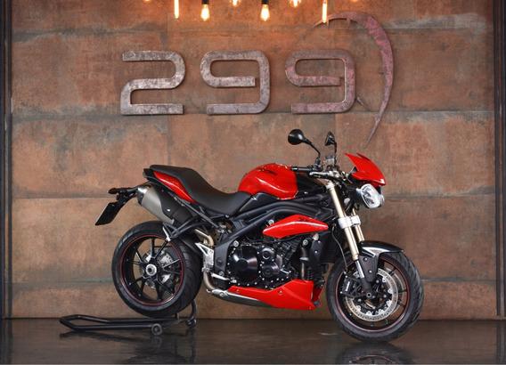 Triumph Speed Triple 1050 2015/2015 Com Abs