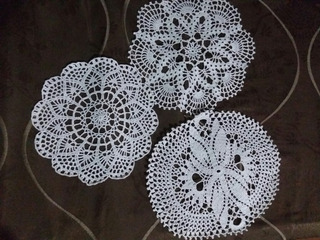 Paños A Crochet