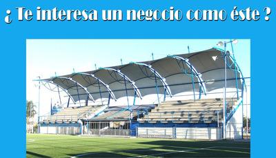 Se Traspasa Mini Estadio De Fútbol 7