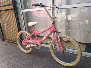 Bicicleta De Paseo Vairo Sweety Rodado 20 Excelente Estado!