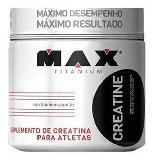 Creatine Pote 100gr Max Titanium