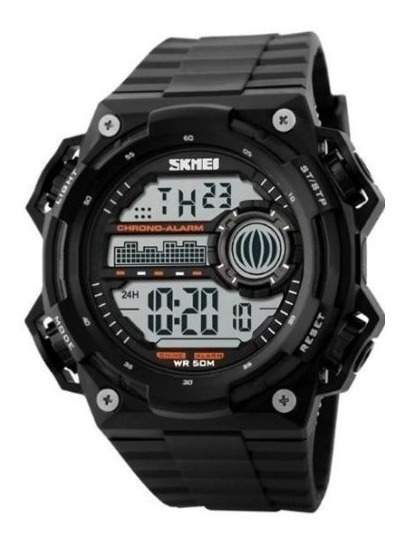 Relógio Masculino Skmei Digital Esportivo Militar Desconto