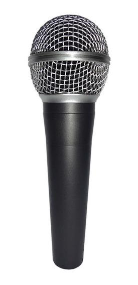 Microfone Dinâmico S-673 - Wls