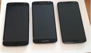 Lote Moto X Play 16gb 4g Dual - 07 Pçs (leia Toda Descrição)