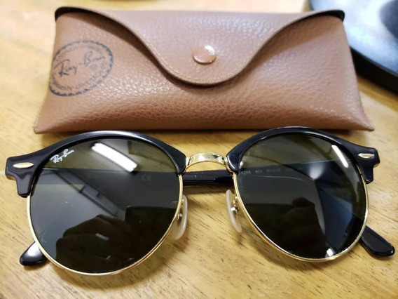 Óculos Rayban Clubround Classic Original
