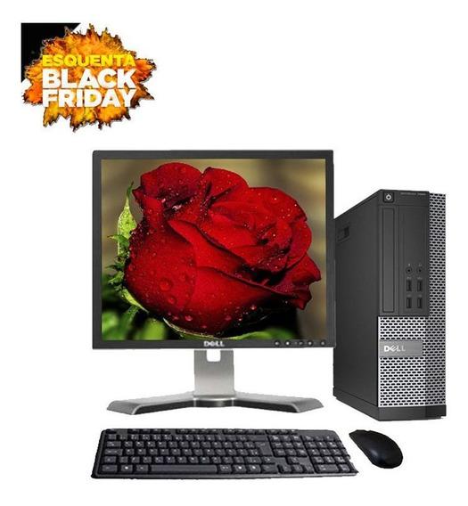 Computador Dell Sff 3020 I3 4° Geração 8gb Hd320gb + Monitor