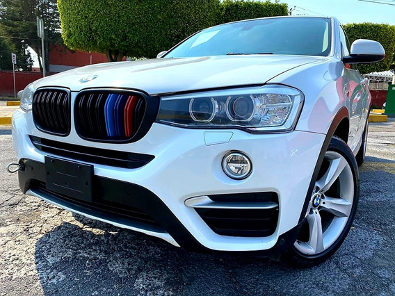 Bmw X4 3.0 Xdrive35i M Sport At 2015