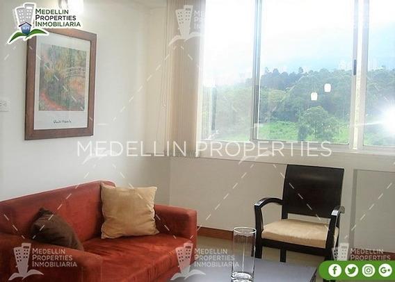 Económico Alojamiento Amoblado En Medellín Cód: 4247*