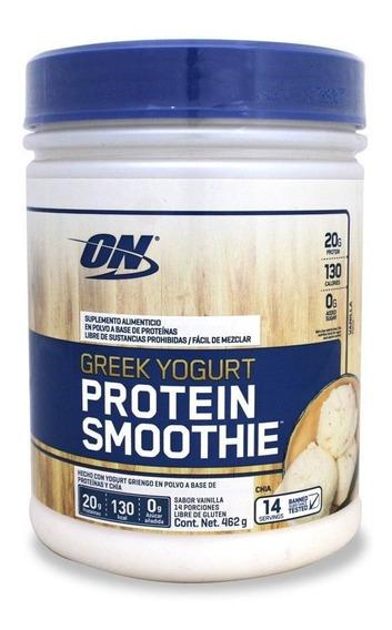 Protein Greek Yogurt Smoothie 1 Lb Optimum Nutrition