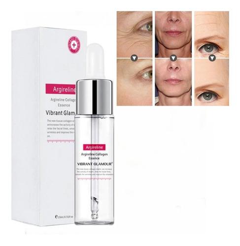 Serum Facial Seis Péptidos Colágeno Argireline  Antiarrugas
