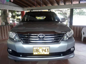 Toyota Fortuner Fortuner 2.7cc At