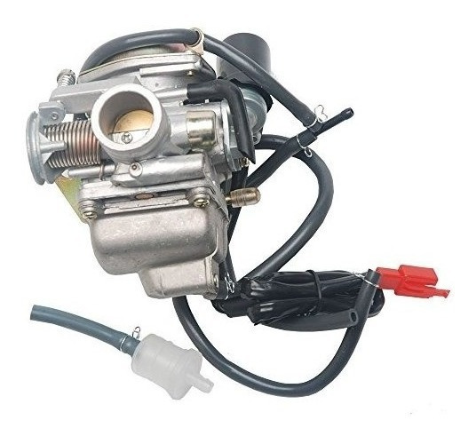 Videopup (tm) Nuevo 150cc Scooter Moped Gy6 Carburador Carb