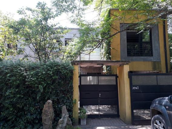 Casa 2 Plantas Con Pileta 3 Amb Amp. Alquiler Ituz. Quintas