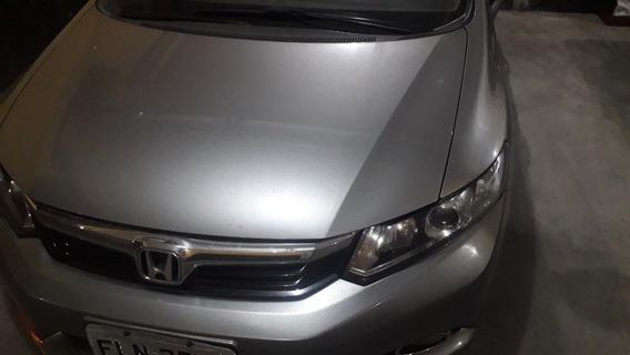 Honda Civic 2.0 Lxr Flex Aut. 4p 2014