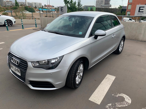 Audi A1 Attraction 2013 Tfsi 1.2 Manual Unico Dueño