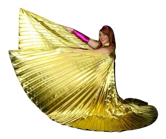 Bellydance Alas De Isis Profesionales Danza Árabe Dorado