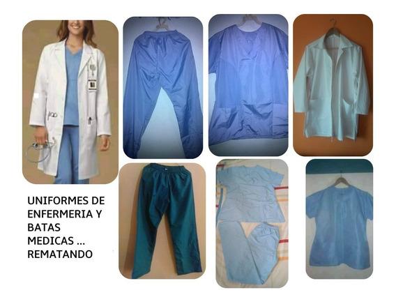 Uniformes De Enfermería Y Batas Medicas