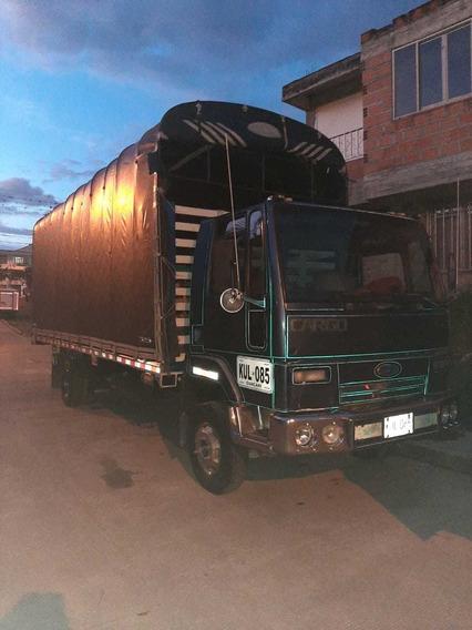 Vendo Ford Cargo 825 Carroceria Larga