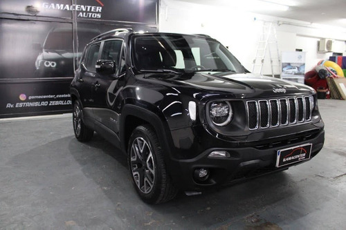 Jeep Renegade 1.8 Longitude At6 Automatica 2020 10.000km