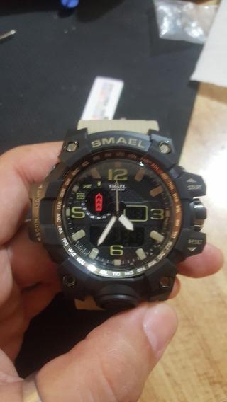 Reloj Tactico Smael S-shock