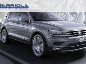 Volkswagen Tiguan 1.4 Comfort 2018 0km - Barriola