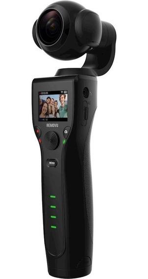 Camera 4k Removu K1 Gimbal Estabilizador Display Lcd Usada