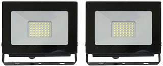 Led Flood Light Outdoor On Yoke Super Slim W Lm K Dayl...