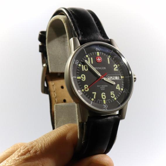 Relógio Wenger ( Suíço Legítimo ) Usado