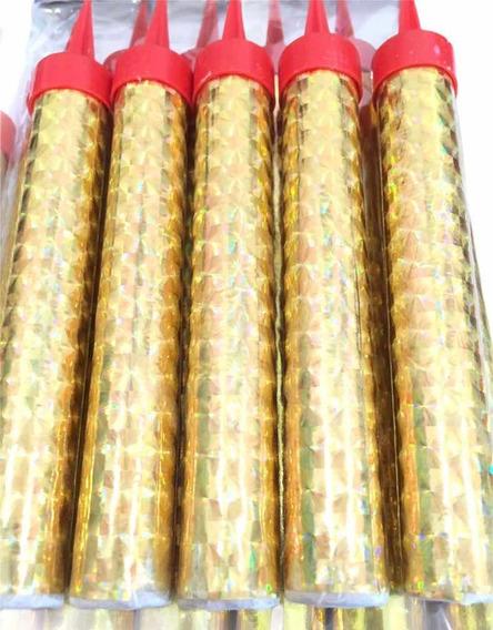 Vela Pastel 12cm Pq/100 Para Magica Cumpleaños Chispero