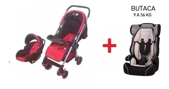 Coche Cuna Rebatible Huevito Butaca Baby Shopping Cuotas