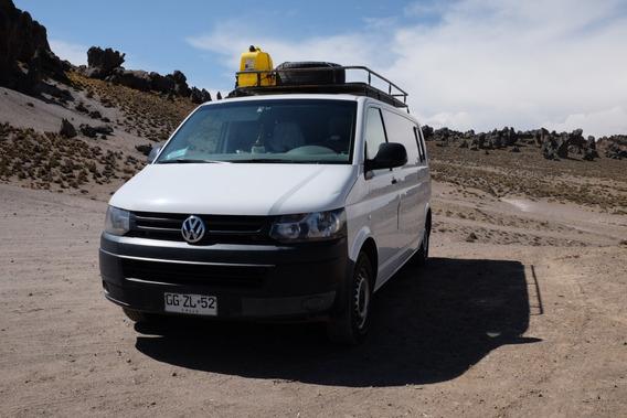 En Venta: Camper-van Equipado Volkswagen T5 2014