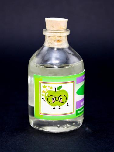 Esencia Hidrosoluble Manzana Verde Difusor 60 Ml Vaporizador