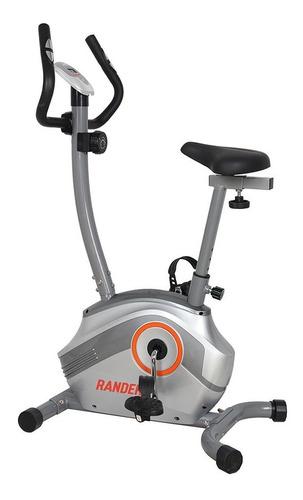 Imagen 1 de 8 de Bicicleta Magnética Randers Arg-131 H/100kg 8 Niv De Tension