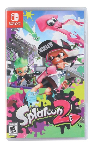 ..:: Splatoon 2 Para Nintendo Switch ::.. En Gamewow