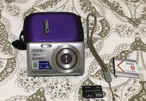 Câmera Digital Sony Cyber Shot Dsc-w520 14mp